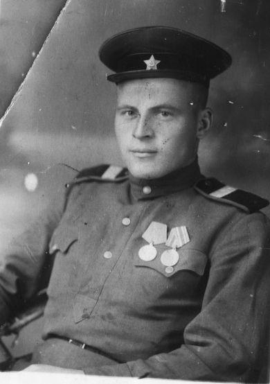 Полухин Александр Гурьянович 1920-1983 г.г.