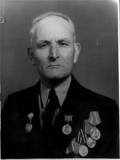Абрамов Павел Михайлович