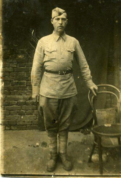 Попков Василий Егорович