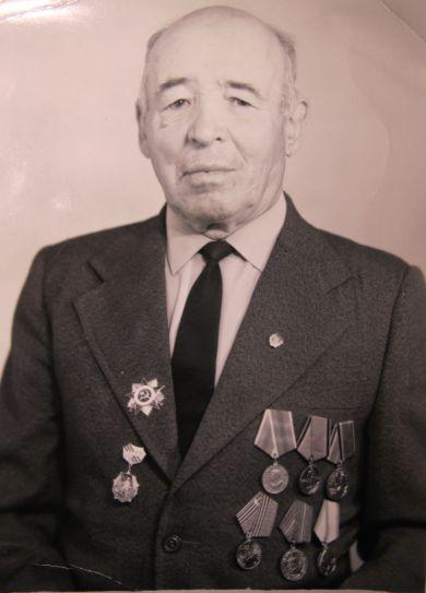Мартыненко Петр Степанович