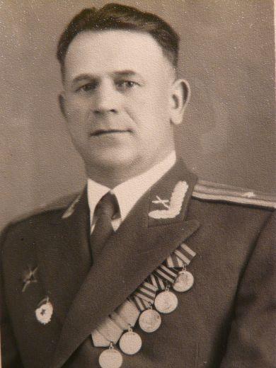 Пимохов Федор Павлович