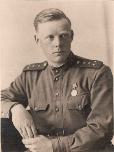 Сибиряков  Сергей Иванович