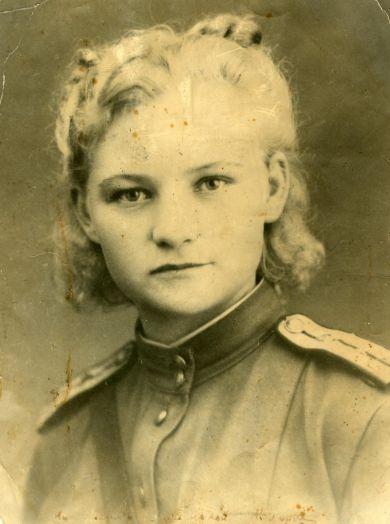 Савельева(Малодушева)Евгения Александровна