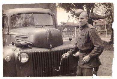 Харламов Егор Егорович