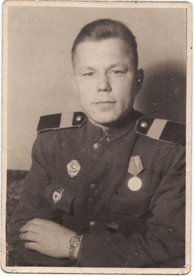 Васильев Иван Павлович