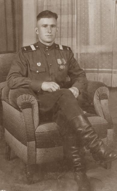 Федосов Тимофей Афанасьевич