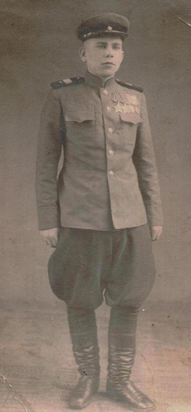 Шибанов Анатолий Петрович
