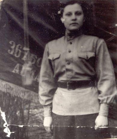 Соколова Нина Митрофановна
