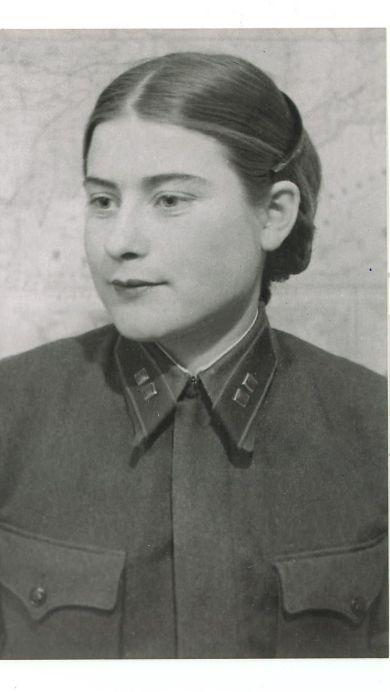 Корецкая Полина Васильевна