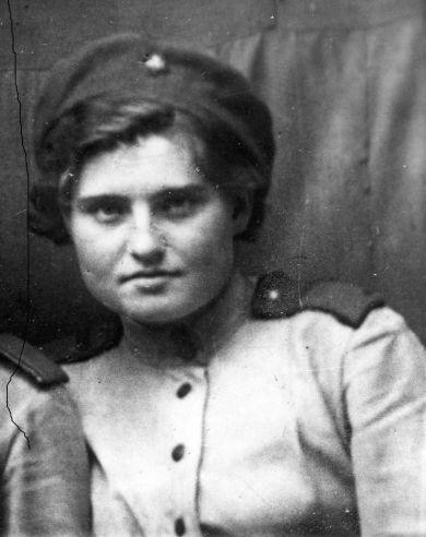 Левина (Машкина) Валентина Михайловна