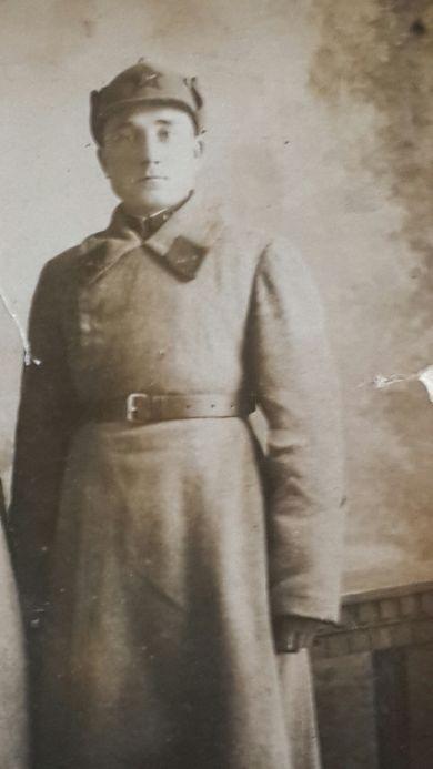 Чибирев Петр Иванович