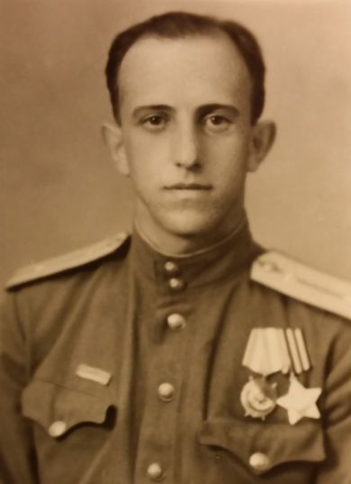 Акопов Альфред Арменакович