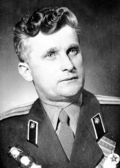Щедров Владимир Андреевич