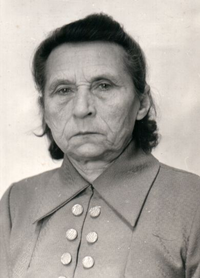 Бурова Екатерина Ивановна