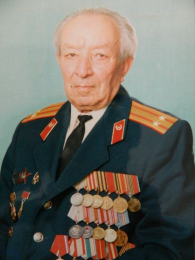 ВОВК ДМИТРИЙ ГРИГОРЬЕВИЧ 17.01.1919-24.06.2001