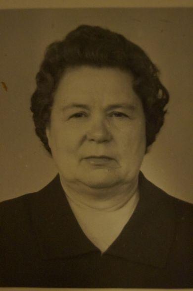 Орлова Антонина Григорьевна