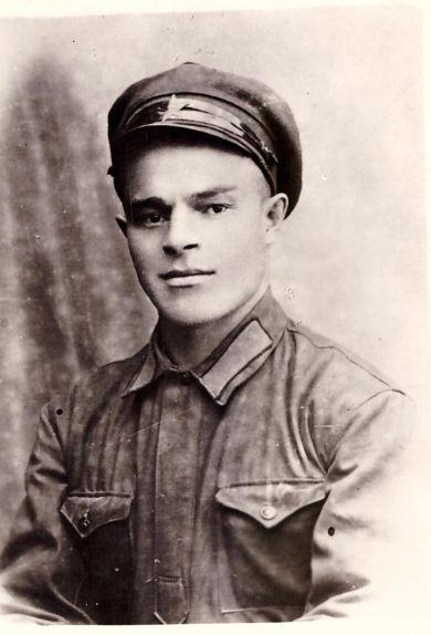 Коновалов Аркадий Фёдорович, 1910 г.р.