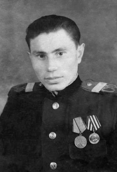 Сычёв Николай Сергеевич