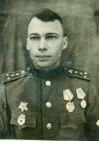 Самыкин Иван Иванович