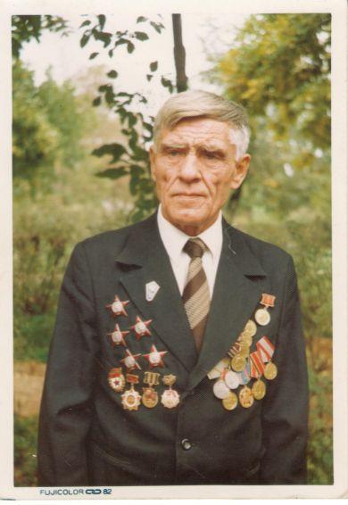 Пелихов Василий Захарович
