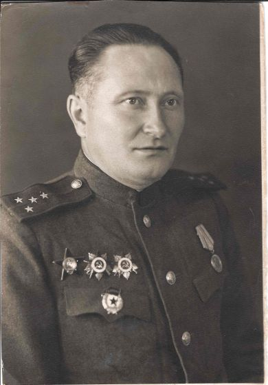 Мищенко Василий Семенович