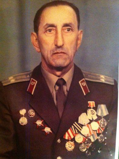 Бижев Хацу Матуевич