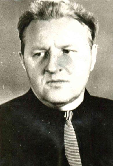 ЛЕБЕДЕВ Иван Васильевич