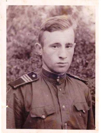 Чесноков Владимир Иванович, 1923-1959