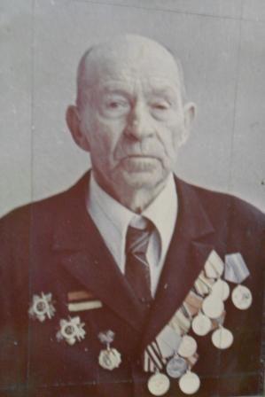 Матросов Алексей Михайлович