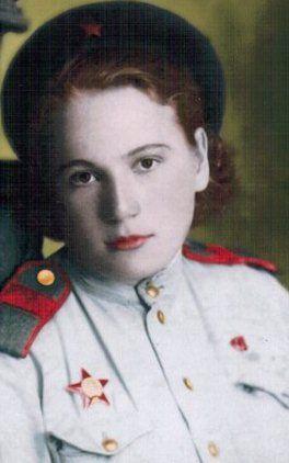 Соловьева Александра Игнатьевна