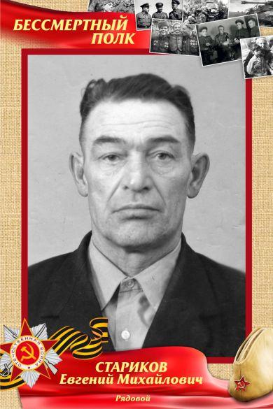 Стариков Евгений Михайлович