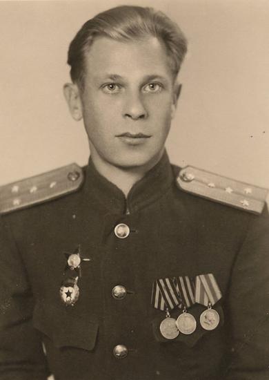 Юдин Борис Андреевич