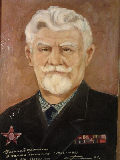 Бондарь Василий Иванович