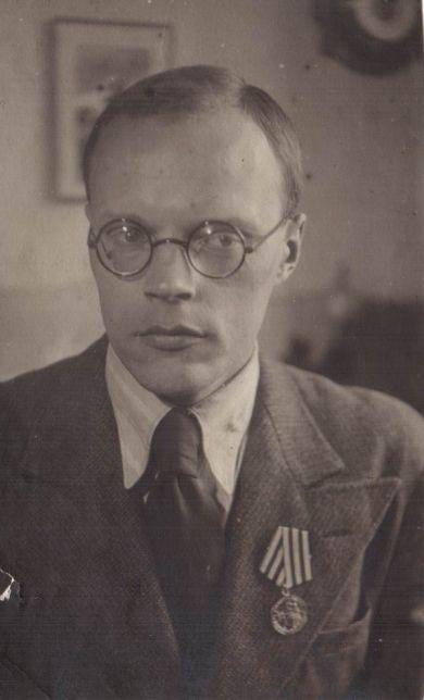 Леонтьев Георгий Александрович