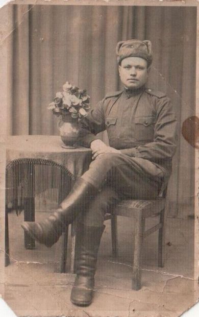 Юрин Николай Петрович (1920-1994)
