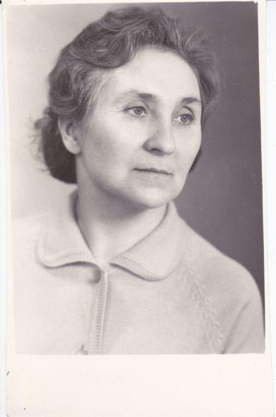 Шеватина (Агафонова) Анна Дмитриевна