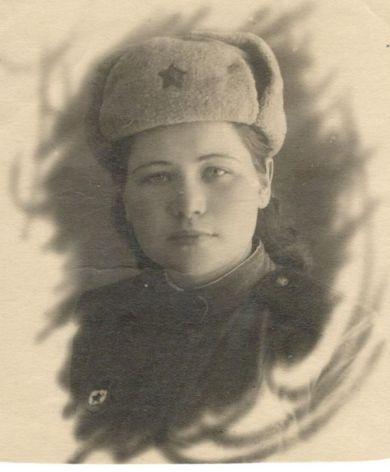 Попова Зоя Михайловна