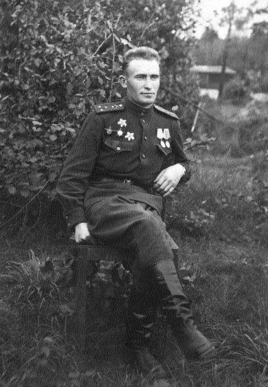 Балыкин Николай Семёнович