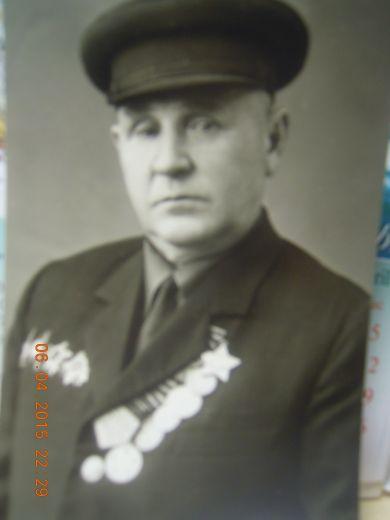 ВАСИЛЬЕВ Семён Алексеевич