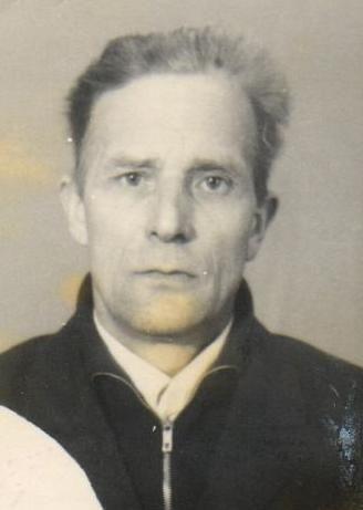 Жидков Павел Алексеевич, 1925 г.р.