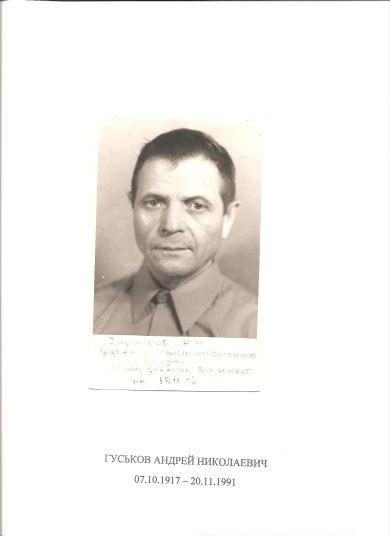Гуськов Андрей Николаевич