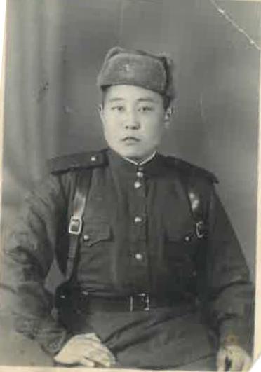 Хамосов Иван Сахрович