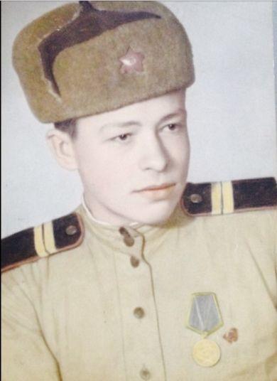 Эрдман Геннадий Григорьевич
