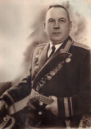 Чувырин Серафим Михайлович