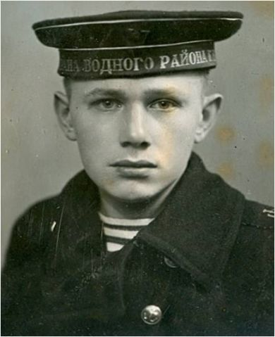 Волжский Алексей Георгиевич, 23.02.1926 г.р.