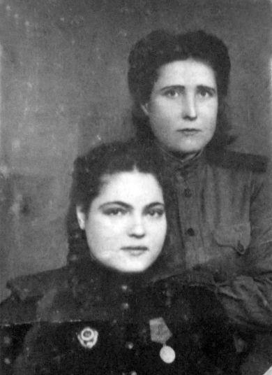 Маклыгина Анна Васильевна