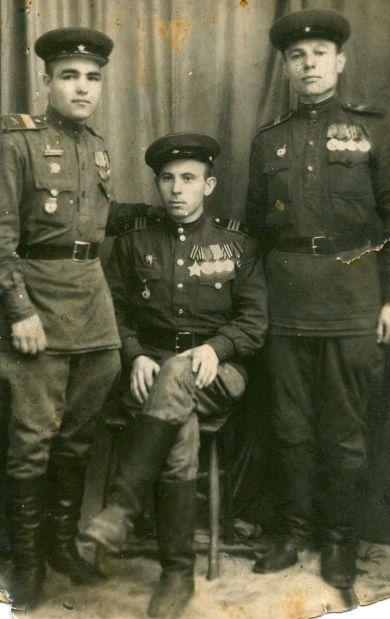 Хнычёв Иван Филиппович