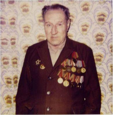 Шаманов Иван Яковлевич,          1926-1999