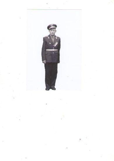 Савин Виталий Никондрович