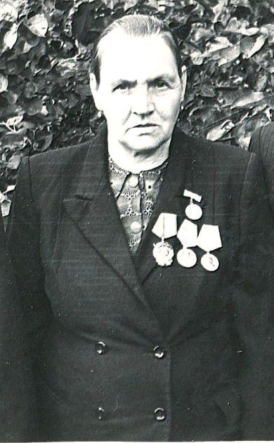 Крупнова Мария Петровна